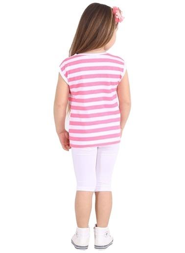 Silversun Kids Kız Çocuk Örme Tayt - Tc 218780 Beyaz